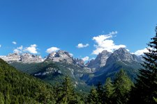 Madonna di Campiglio, Dolomiti di Brenta