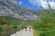 Pista ciclabile Valle dei Laghi Radweg