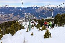 Cavalese, Alpe Cermis - Winter, Lift