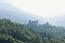 Castel Romano, Pieve di Bono