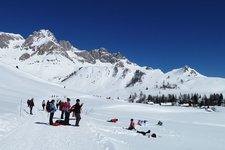 Winter-Passo- San- Pellegrino-Fuchiade