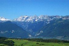 Parchi naturali del Trentino Naturparke Nature parks