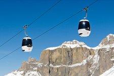 Val di Fassa - Belvedere, Sella Ronda Ski