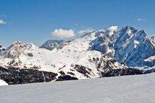Sellaronda, Marmolada, Ski