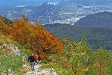 Escursione autunno Trentino