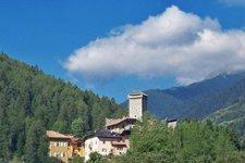 Castel San Michele, Ossana