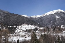 Canal San Bovo Prade inverno Winter