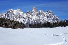 Primiero San Martino di Castrozza inverno winter
