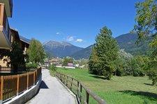 Pista ciclabile Val Rendena Radweg