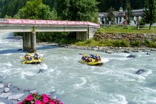 Rafting Vald di Sole