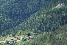 Castello di Altaguardia di Bresimo
