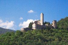 Castel Telvana, Borgo Valsugana