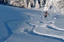 Scialpinismo, Skitour, Weitere Skispuren, generico