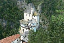 Santuario San Romedio, Val di Non