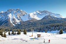 Val Rendena, Madonna di Campiglio, Passo Carlo Magno, Winter, Ski