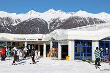Val di Sole, Marilleva, Folgarida - Winter, Lift