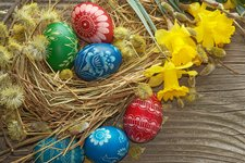 ostern eier tradition