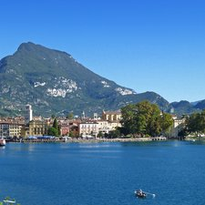 Wochenmarkt in Riva del Garda