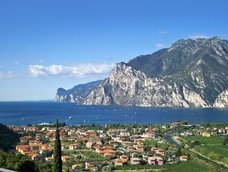 The North Garda Lake Front