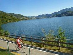Pista ciclabile Valsugana Radweg