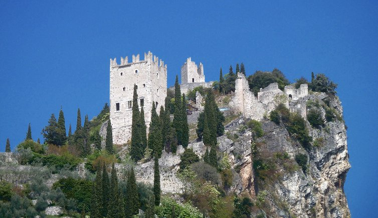 Castello di Arco, Foto: AT, © Peer