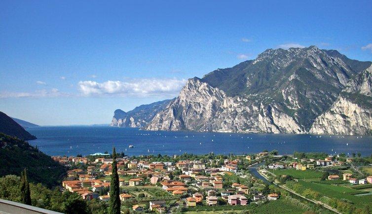 Torbole Gardasee Trentino Italien