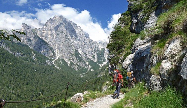 Montagne ed escursioni, Foto: AT, © Peer