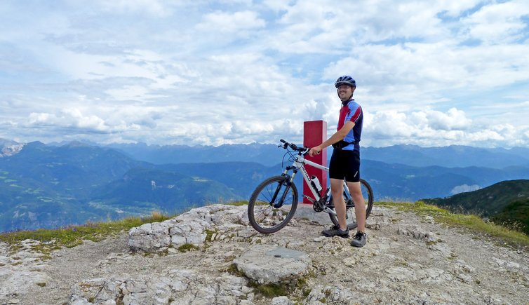 mountainbike trentino