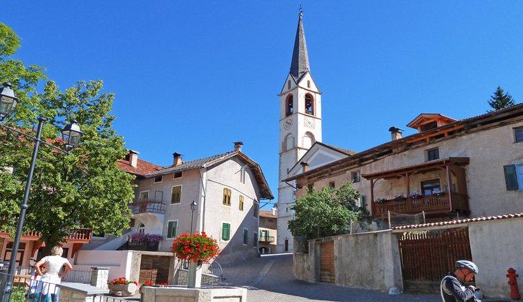 Malosco - Trentino, Dolomiten - Italien