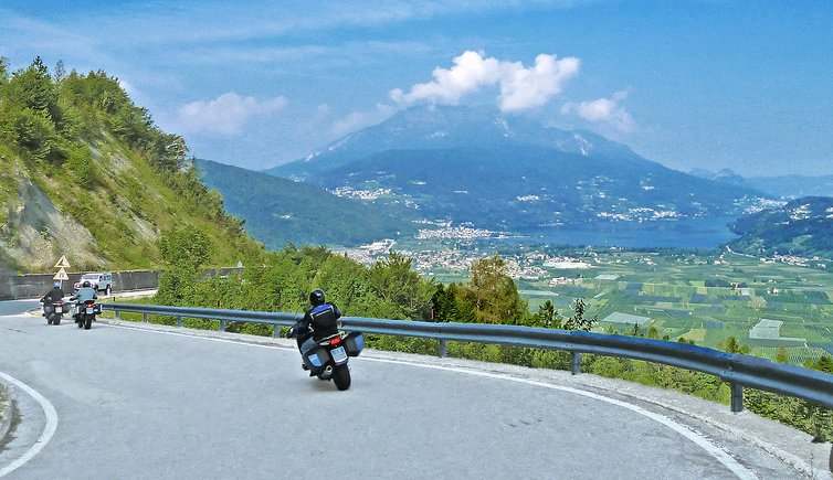 Motorbike tour across the Trentino, Foto: AT, © Peer