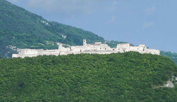 Castel Beseno, Foto: AT, © Peer