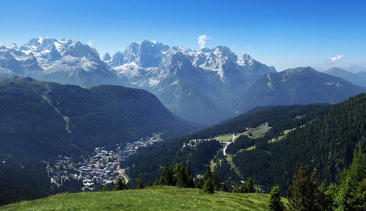 Madonna di Campiglio Trentino Italy