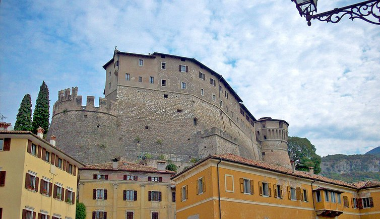 Castello di Rovereto, Foto: AT, © Peer