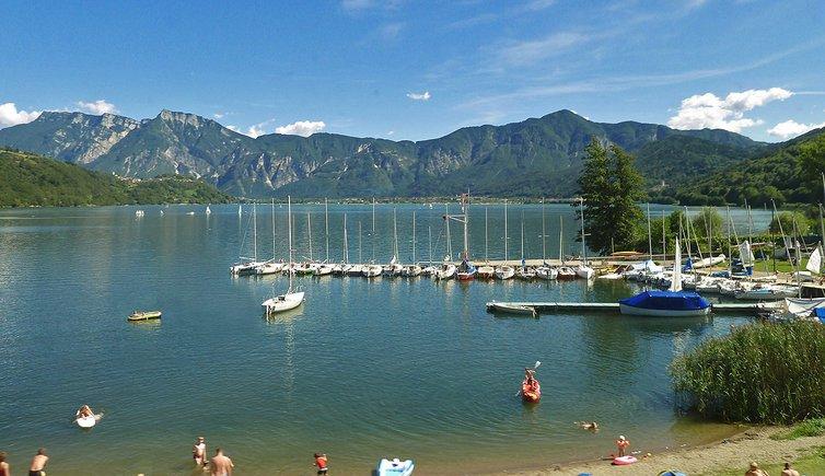 Lake Caldonazzo, Foto: AT, © Peer