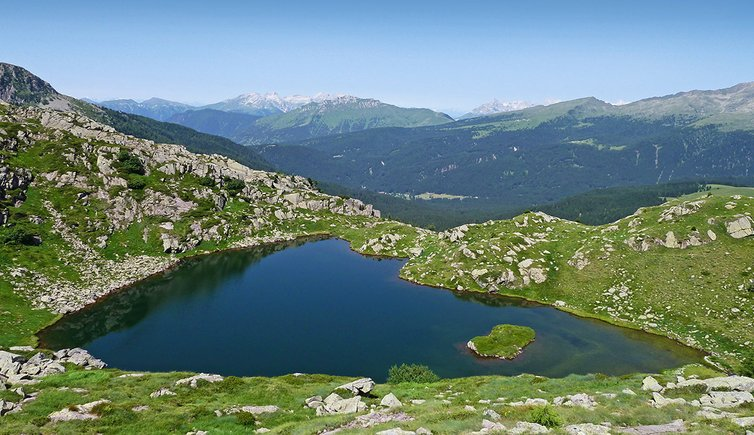 Escursione circolare Passo Rolle – Cavalazza, Foto: AT, © Peer
