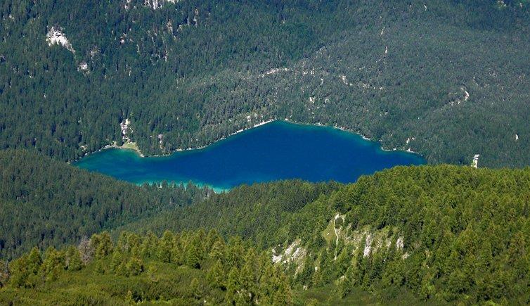 Lake Tovel, Foto: EC, © Peer