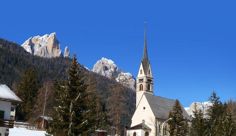 San Giovanni Di Fassa Sen Jan Trentino Italy