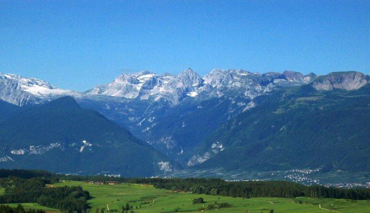 Naturparks - Trentino  Dolomiten