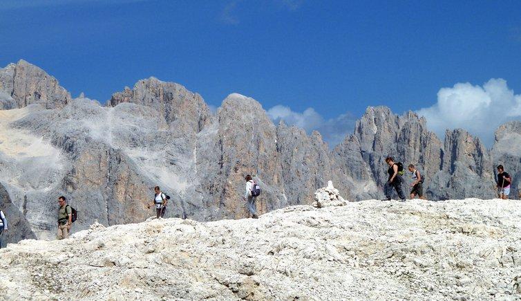 Escursione Pale di San Martino - ghiacciaio Fradusta, Foto: AT, © Peer