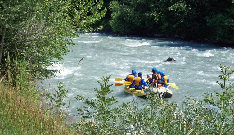 Rafting, Foto: AT, © Peer