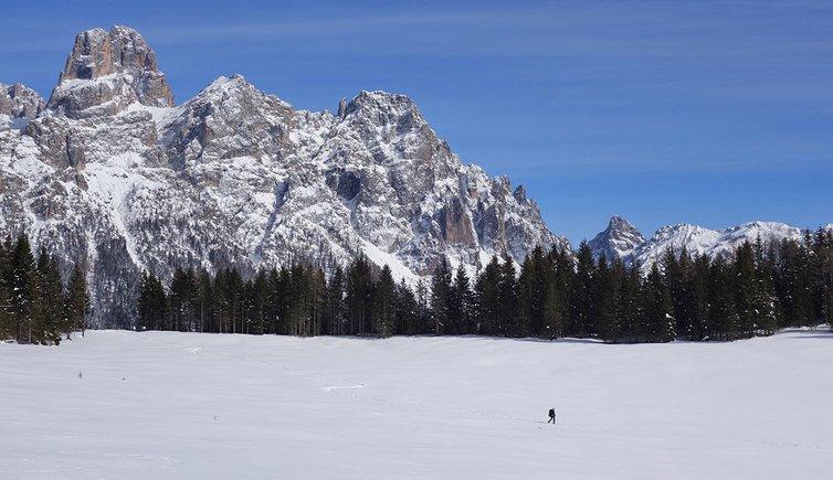 Passeggiata invernale al Lago di Calaita, Foto: AT, © Peer