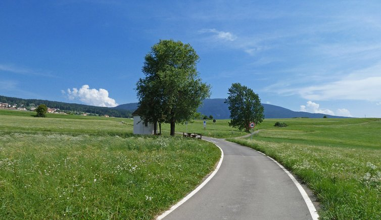 Radweg Valle di Non, Foto: AT, © Peer