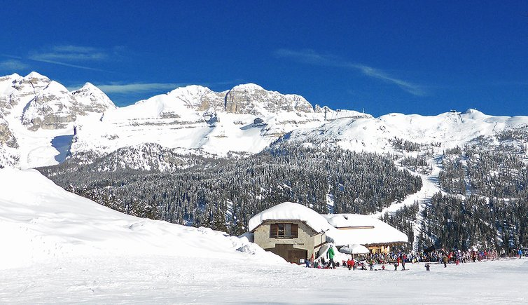 val rendena inverno ski winter