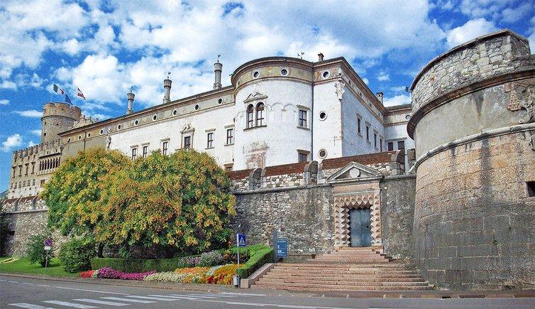 Castello del Buonconsiglio, Foto: AT, © Peer