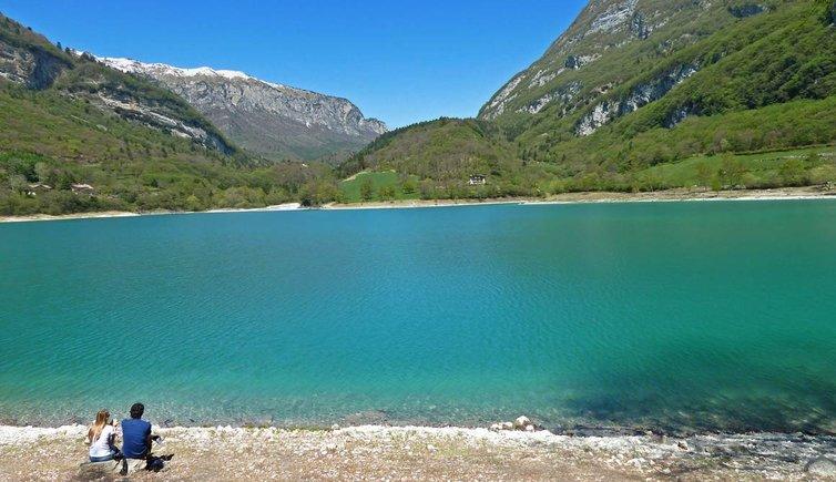 Da Villa Canale al Lago di Tenno, Foto: AT, © Peer