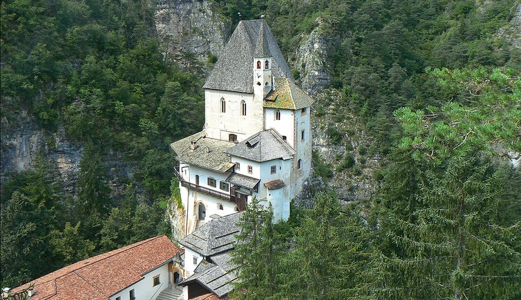 st romedio sanctuary the st romedio sanctuary is one of the most ...