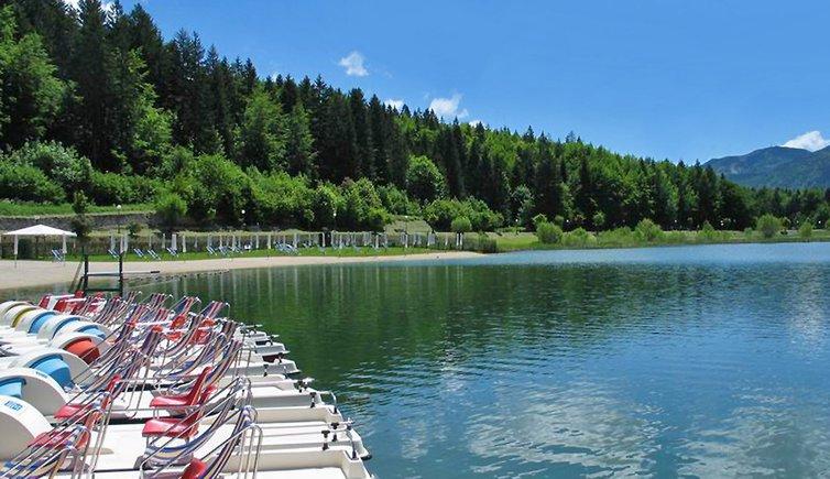 Lake Lavarone, © Alessandro Ghezzer