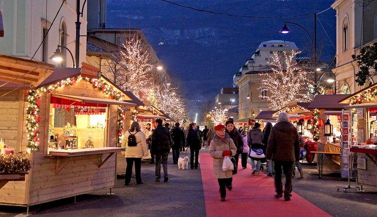 Mercatino di Natale di Rovereto, Foto: EMS, © Peer