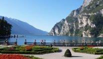 Pista ciclabile Lago di Garda Gardasee Radweg