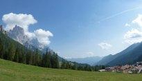Pista ciclabile Valle Primiero Radweg